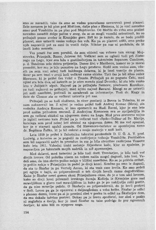 Franc Uran - Cesta na Vrsic - 4