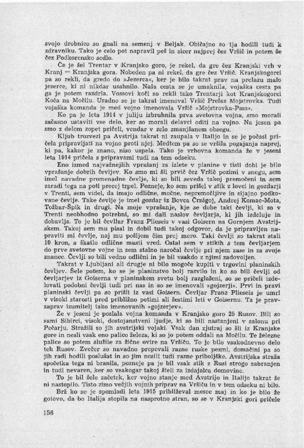 Franc Uran - Cesta na Vrsic - 6