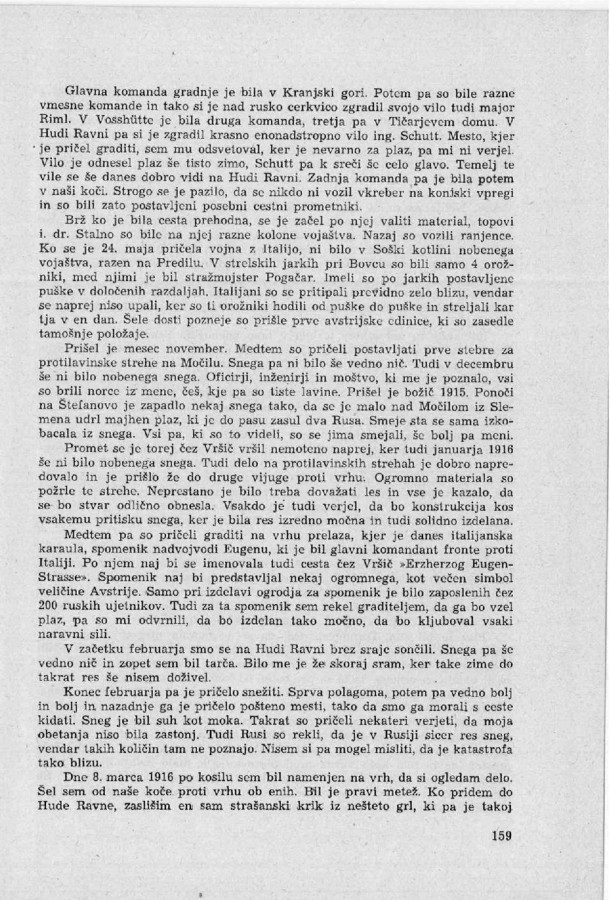 Franc Uran - Cesta na Vrsic - 9
