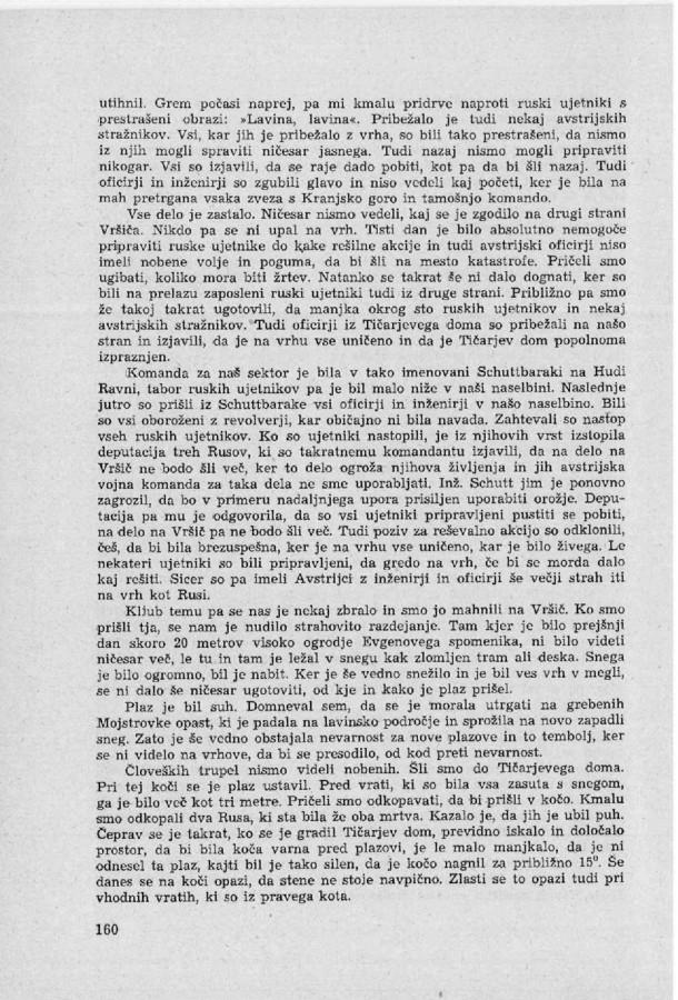 Franc Uran - Cesta na Vrsic - 10