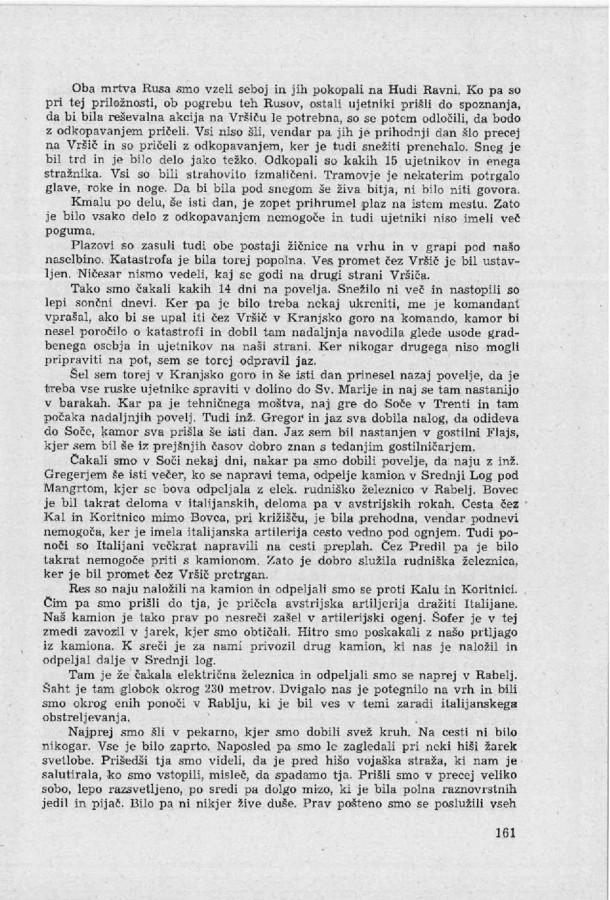 Franc Uran - Cesta na Vrsic - 11