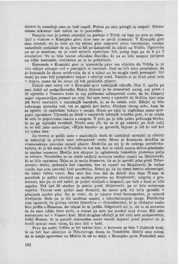 Franc Uran - Cesta na Vrsic - 12