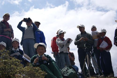 Snow Leopard Scouts