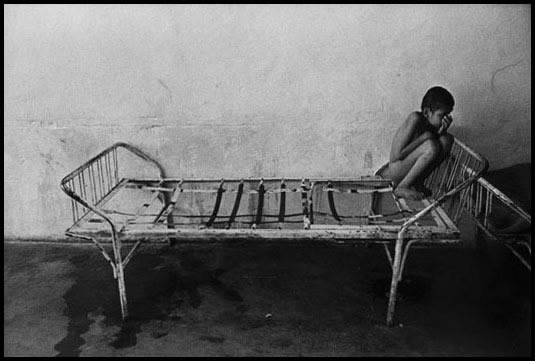 Джеймс Нахтвей. Фото. Румыния. James Nachtwey. Photo. Romania