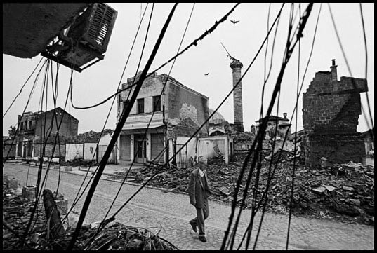 Джеймс Нахтвей. Фото. Косово. James Nachtwey. Photo. Kosovo