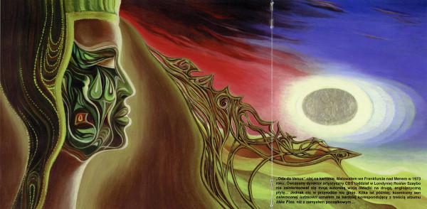 "Картина Чеслава Немена ""Oda do Venus"". Czeslaw Niemens painting ""Oda do Venus"". snowman-john.livejournal.com"