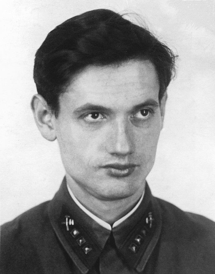 Полковник Евгений Мурзин. Создатель синтезатора АНС. Evgeny Murzin