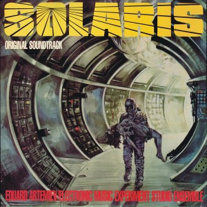 ANS. Solaris Soundtrack. Japan. LP