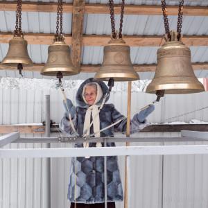 Мастер-класс звонарского мастерства в г.Пензе, Спасский кафедральный собор. Penza, Russia