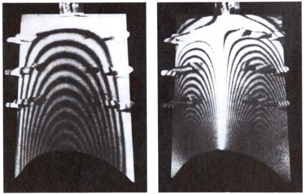 Laser holograms of tonal vibration modes of the Chinese bell zhong. Лазерные голограммы мод колебания тонов китайского колокола чжун
