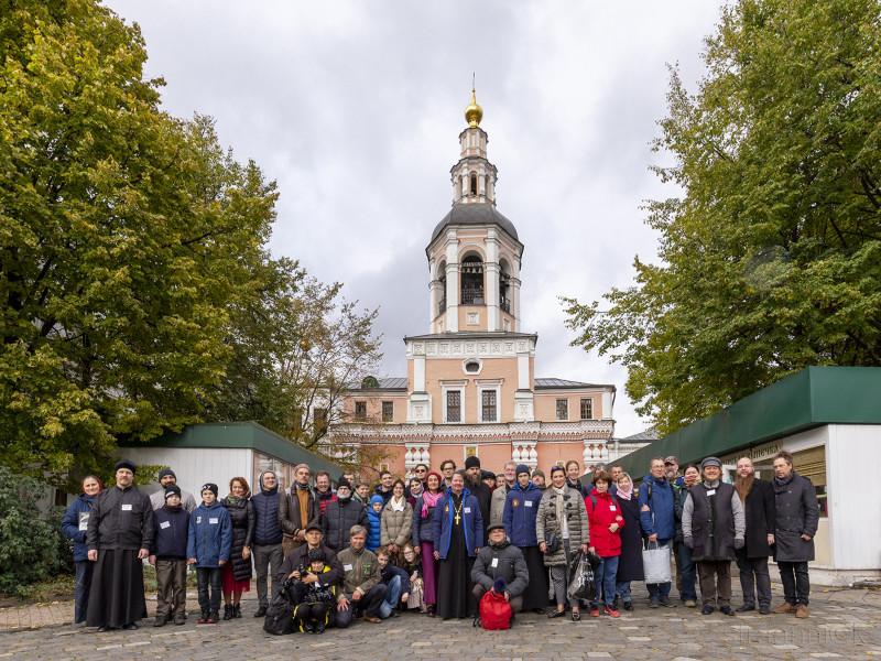 Фестиваль Даниловские колокола XII, участиники, колокольня