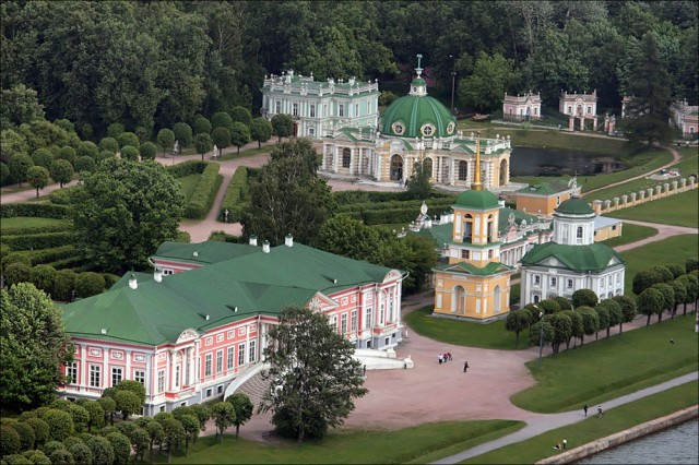 Kuskovo Palace Moscow From Russia With Love Soul