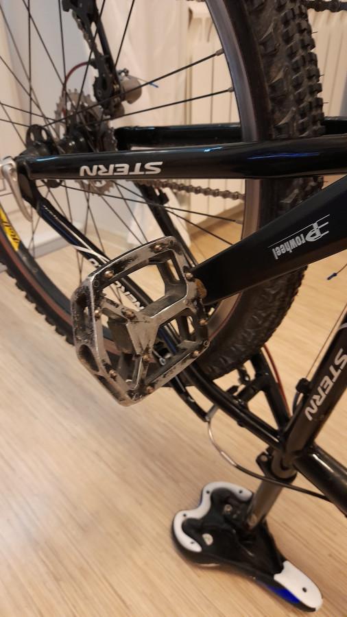 Хрен бы с хохлостаном - велосипедов пост!