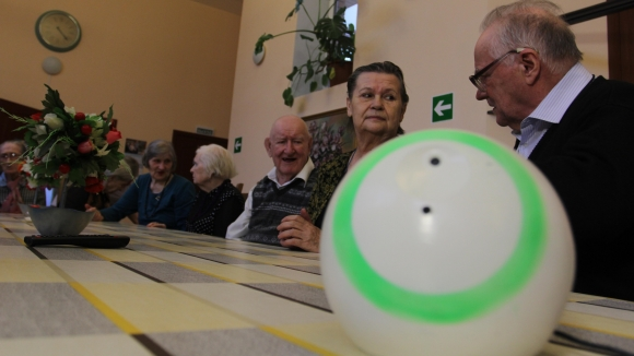 робот-пенсионер