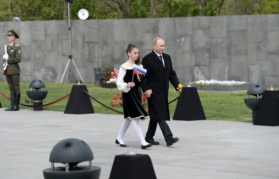 Путин-в-армении