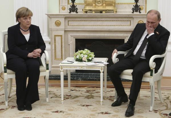 Путин-Меркель.2