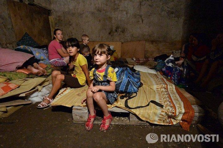 В новотроицке начал действовать закон о детях войны
