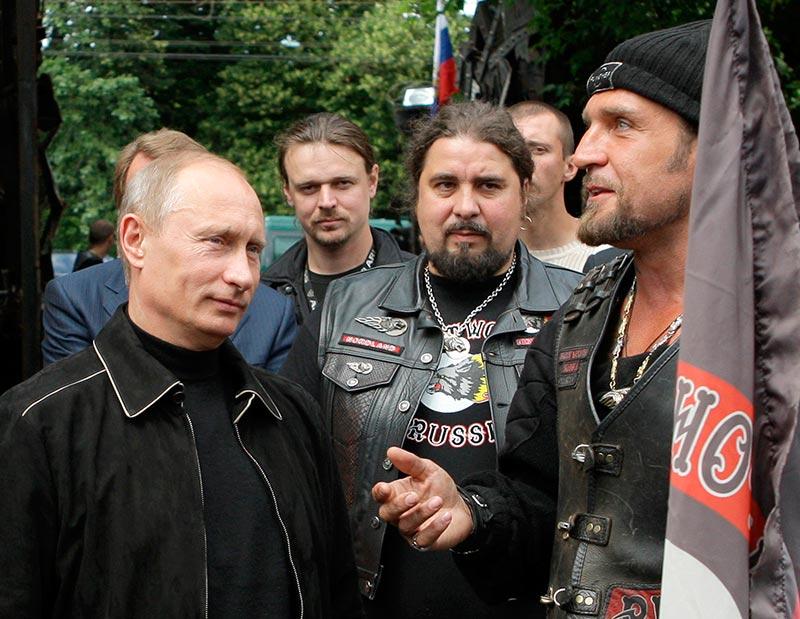 Путин-Хирург