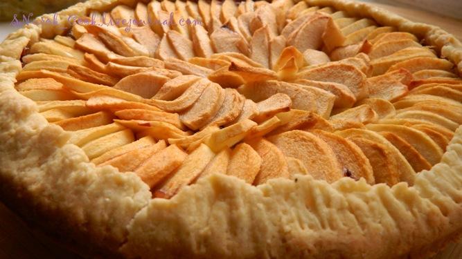 Яблочный пирог1