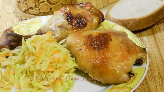 курица в лимонном соусе1