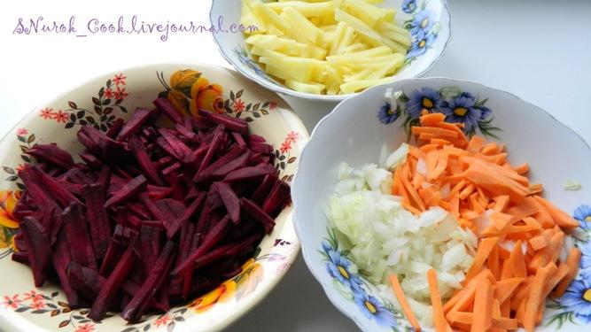 Режем овощи1