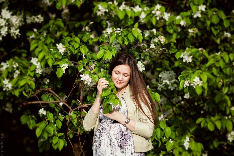 фотосессия-беременности-на-природе