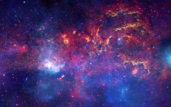 Галактика NGC 1317