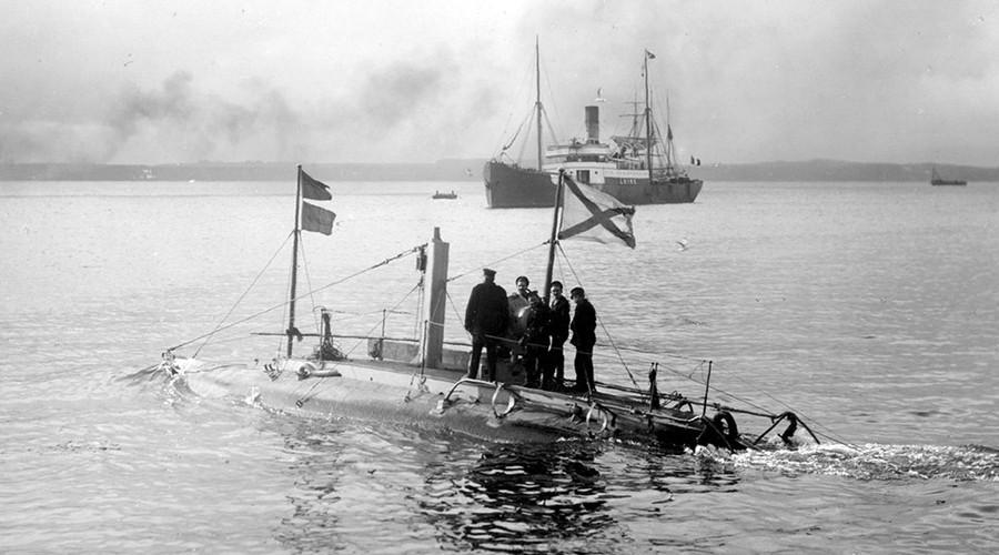 С Днем моряка - подводника!