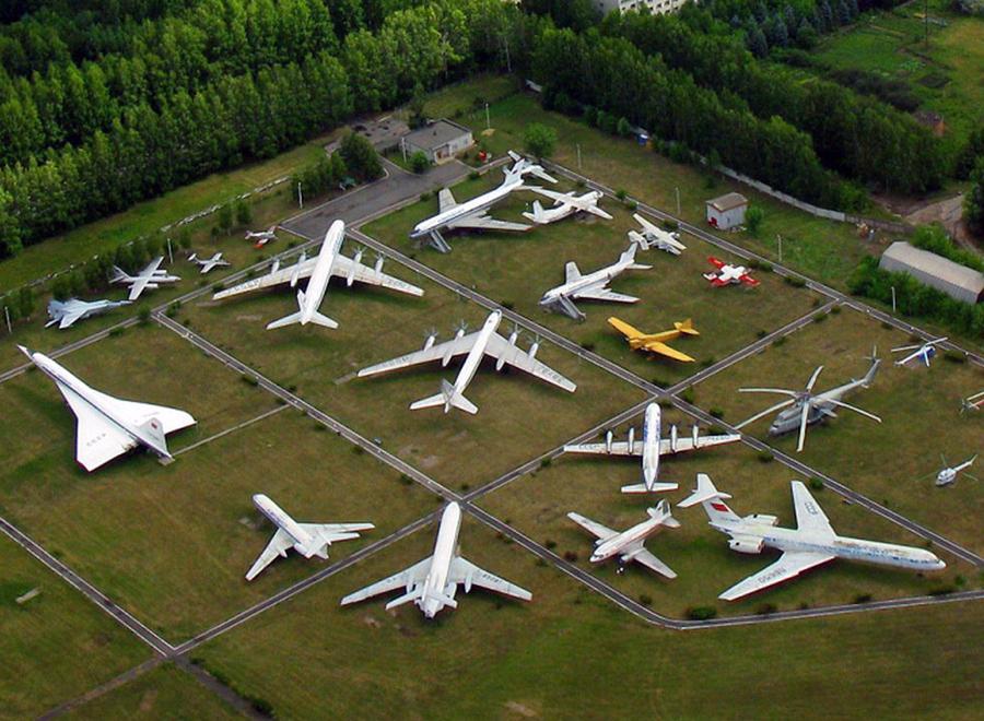 Когда-то СССР был одним из лидеров авиастроения