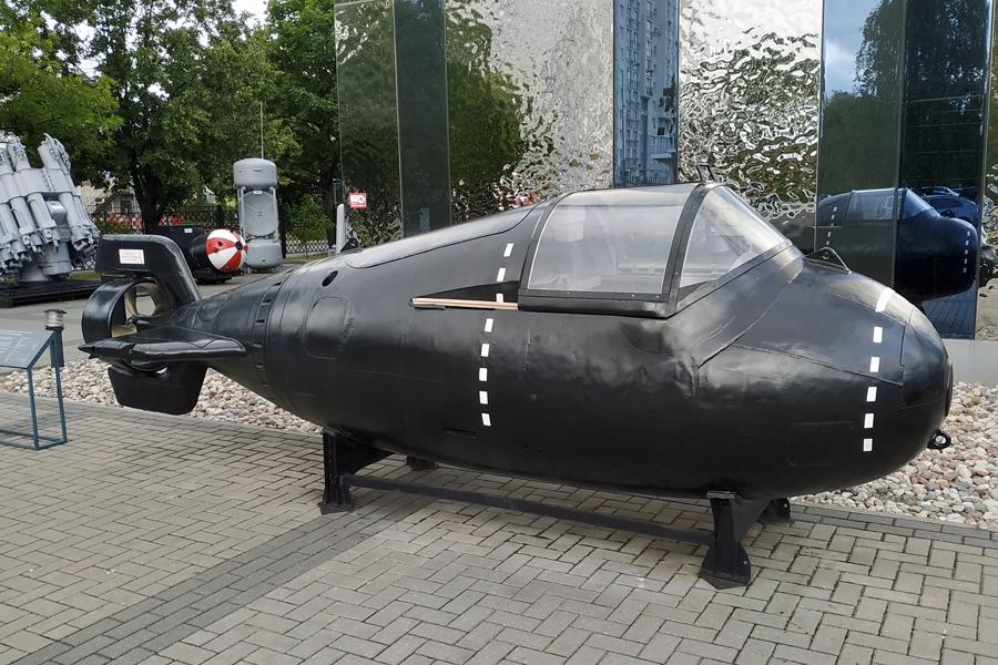 """Сверхмалая подводная лодка """"Тритон-1М"""" проекта 907"""