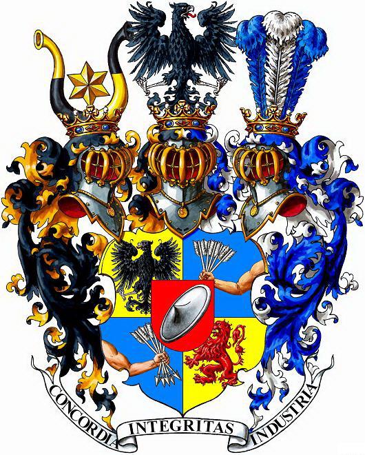 Concordia_2012_01_26_Sister_Marry_07_the_Rotschilds_coat-of-arms_Concordia_Integritas_Industria_Wappen