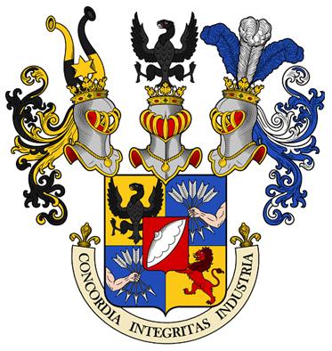 Concordia_2012_01_26_Sister_Marry_07_the_Rotschilds_coat-of-arms_Concordia_Integritas_Industria