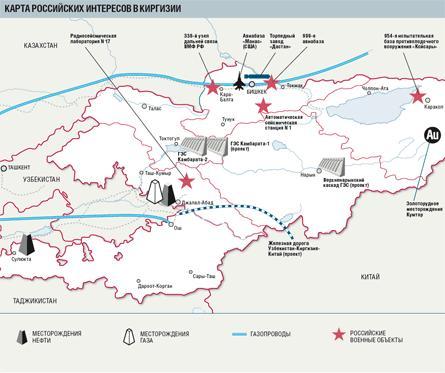 map_Russia_interests_in_Kirghizia_Kommersant-Vlast_2012_07_30