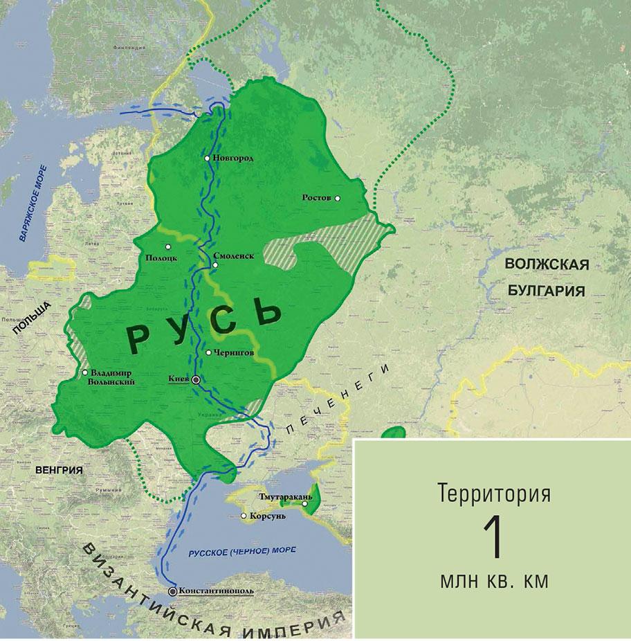Kuzenkov_Pavel_Vladimirovich_2015_01_19_map_2_Rus_of_Vladimir_978-1015_Expert
