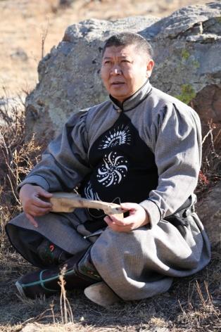 Karuev_Vladimir_Okonovich_2009_Bogdul_Mongolia_near_stone_n_tree_3_sm