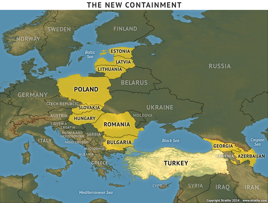 Stratfor_2014_03_25_From_Estonia_to_Azerbaijan_American_Strategy_After_Ukraine_New_Containment