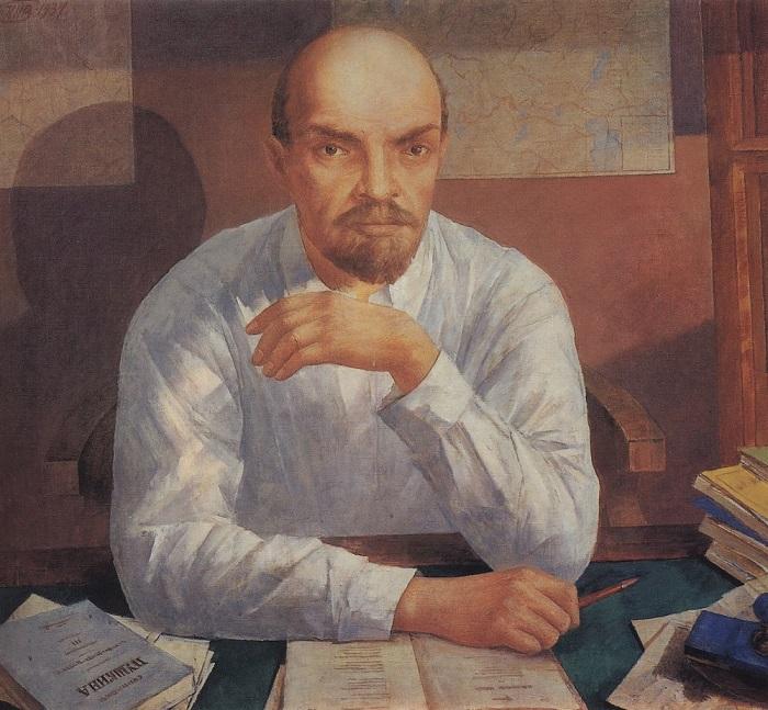 Lenin_1934_by_Petrov-Vodkin_Kuzma_Sergeevich