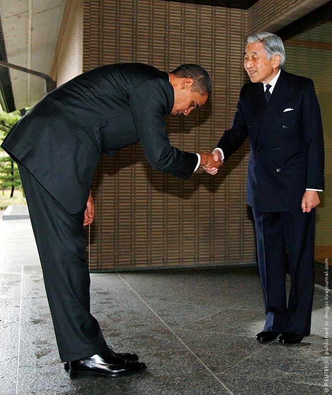 Obama_2009_11_14_Emperor_Akihito_Tokyo_Reuters_Jim_Young
