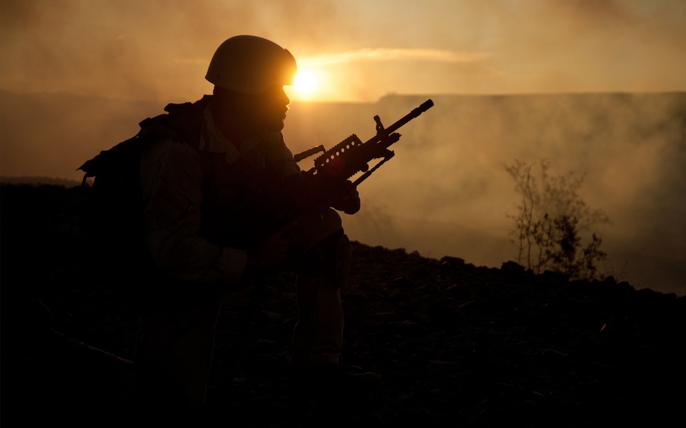 SEAL_Navy_SEAL&SWCC_19_training_SEAL_sentry_on_guard_sunset