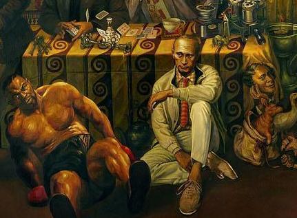 Любимцу народа Путину места за столом ...: sobiainnen.livejournal.com/25805.html
