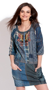 ideeli  DESIGUAL Folk Dress 2013-02-11 13-43-01