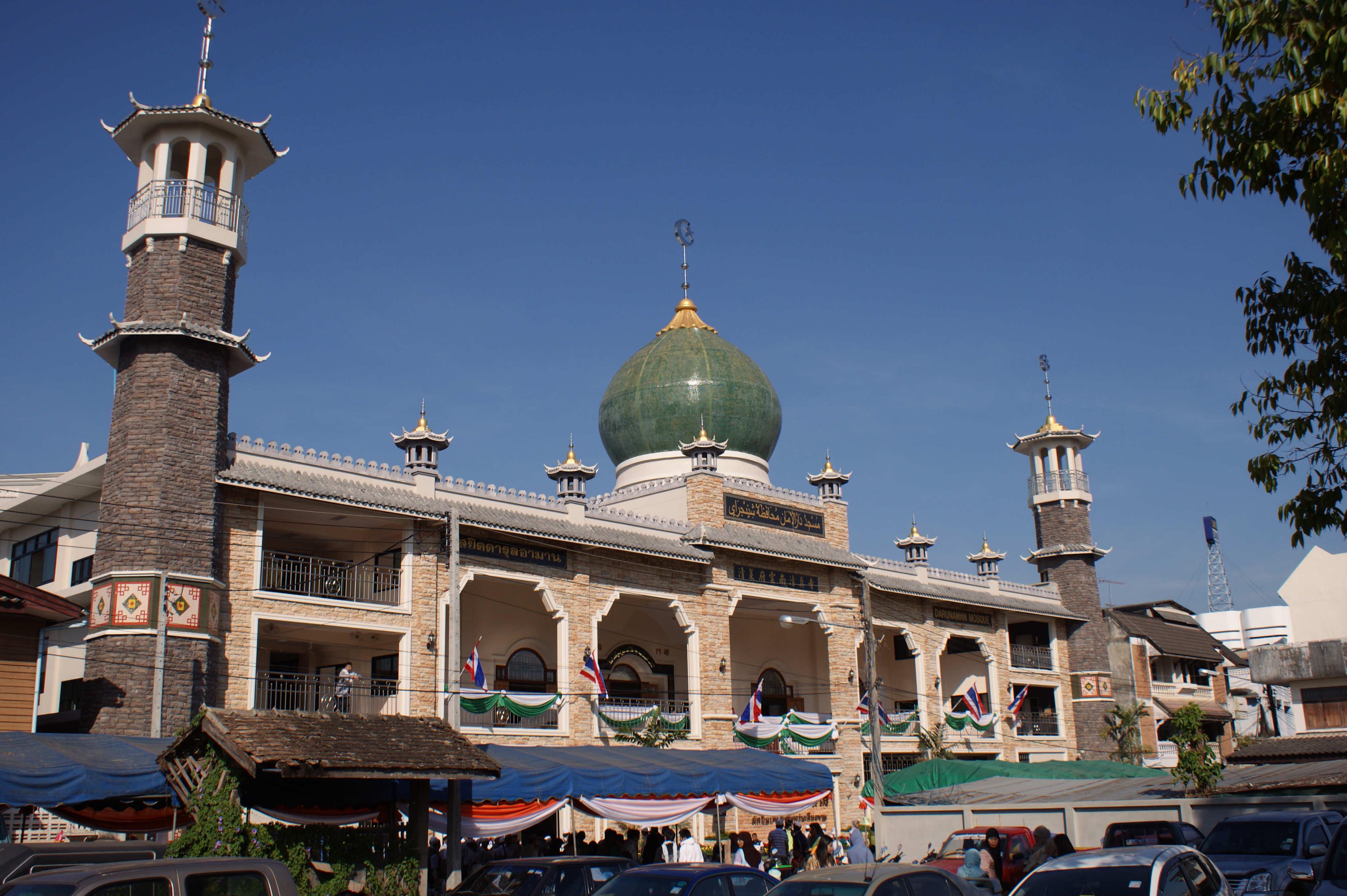 Chiang_Rai_Mosque1