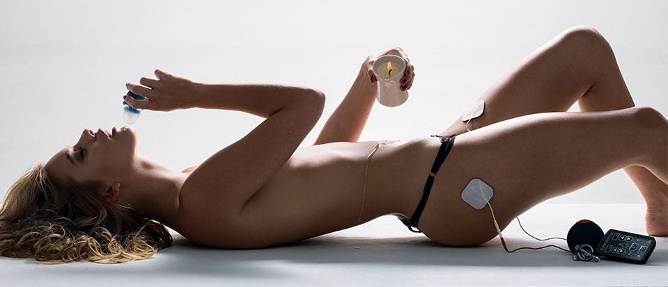 Electro stimulation video erotic