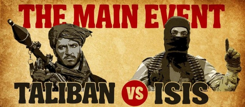 """Борьба за локализацию движения """"Талибан"""" продолжается"""