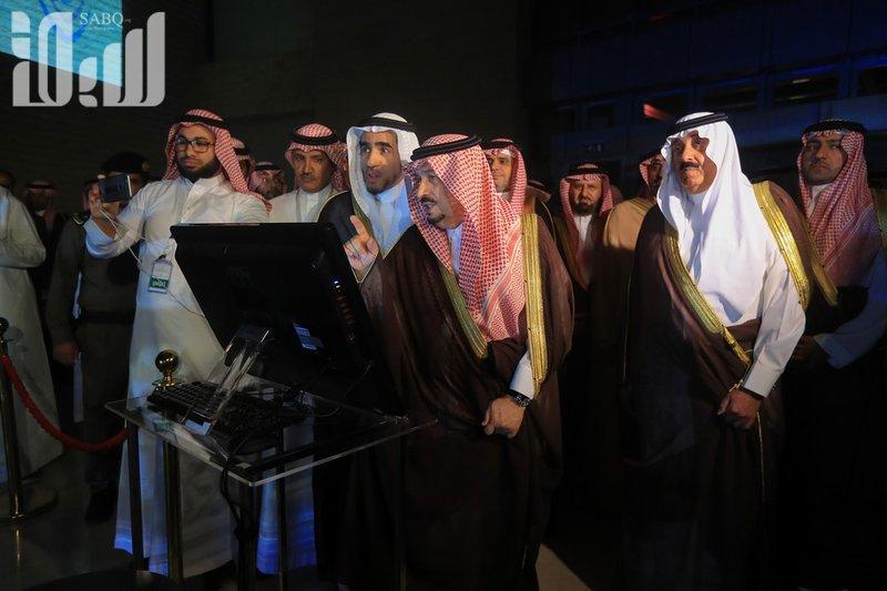 Губернатор Эр-Рияда открыл госпиталь им.Короля Абдаллаха бин Абдулазиза при Университете им.принцессы Нуры