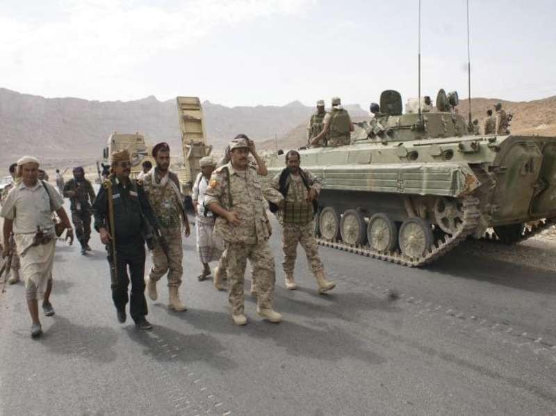 Йеменская армия полностью освободила штаб 101 бригады на фронте в провинции Саада