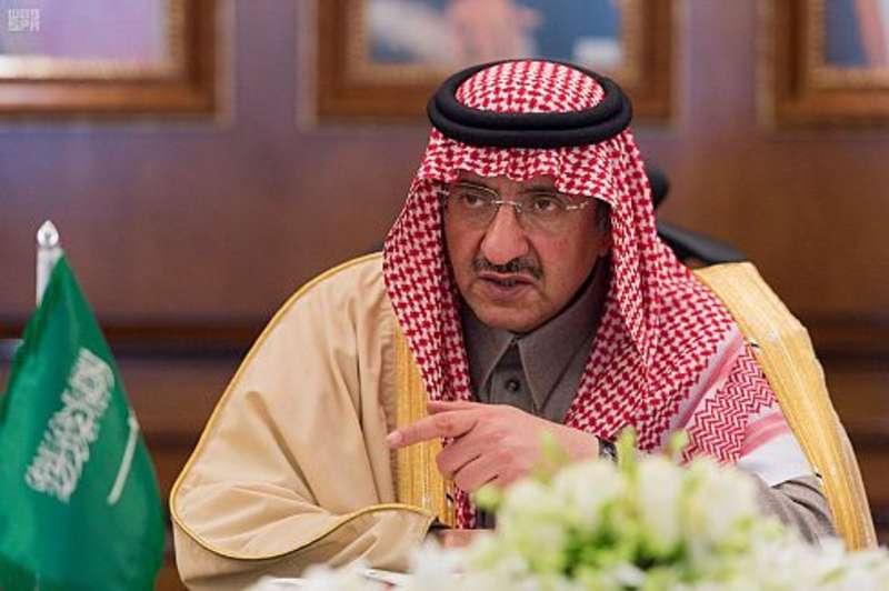 Наследный принц наградил участников операции в районе Ясмин в Эр-Рияде