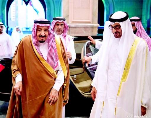 Король Салман выразил соболезнования   ввиду гибели 5 подданных ОАЭ в Кандагаре