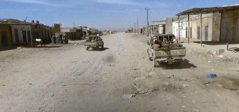 Армия Йемена освободила местность аль-Мутун и блокировала остатки хусиев в