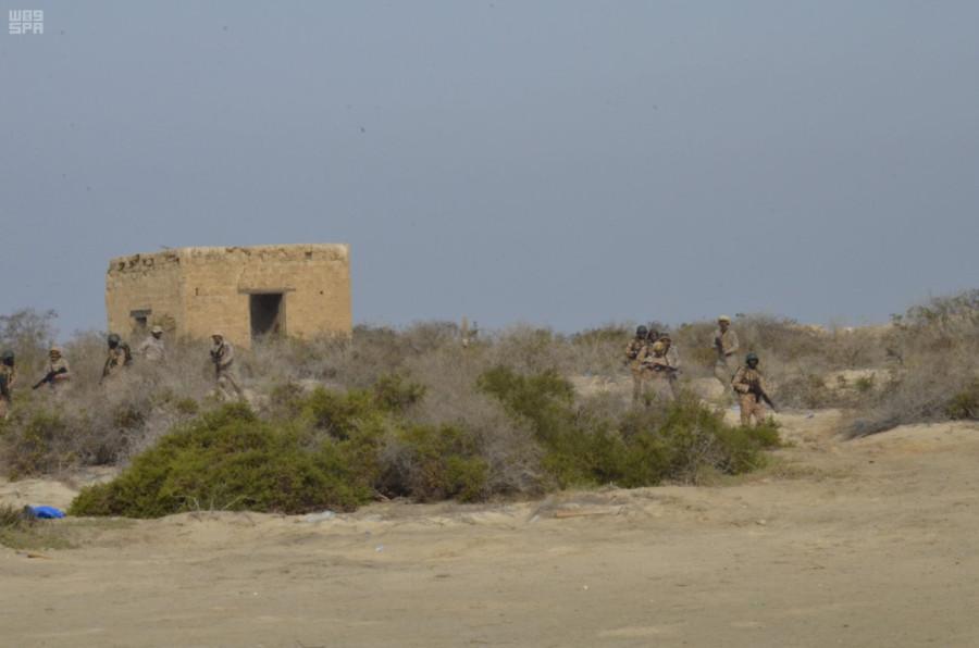Продолжаются совместные саудийско-суданские военно-морские учения